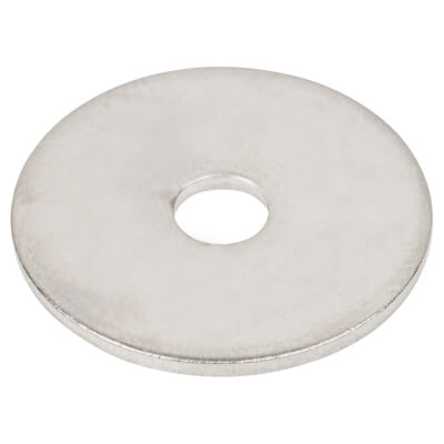 TIMco Penny / Repair Washer - M6 x 25mm - A2 Stainless Steel - Pack 10
