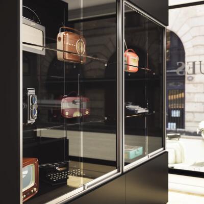 Supra Deluxe Kit - 50kg - 6-8mm Glass Doors