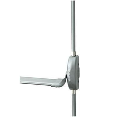 Exidor 502A-B/UD Single Door 2 Point Panic Bolt - uPVC)
