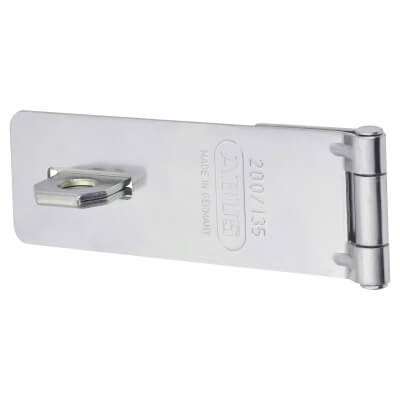 Abus 200 Traditional Hasp & Staple - 135mm)