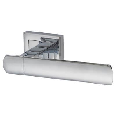 Morello Essence Door Handle - Polished Chrome