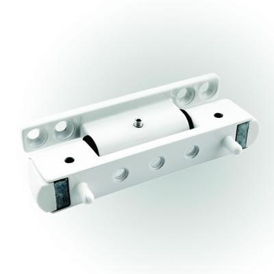 Fab & Fix uPVC/Timber Haven Door Hinge - 112mm - White)