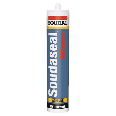 Soudal Soudaseal Mirror Adhesive - 290ml)