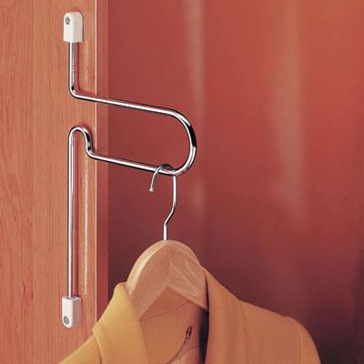 Suit Hanger - Swivel Fixed)