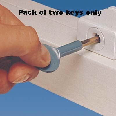 Yale® 8K108K Keys - Pack 2