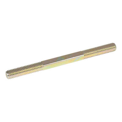 Steel Threaded Spindle - 8 x 120mm