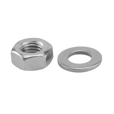 Nuts & Washers - M10 - Pack 10