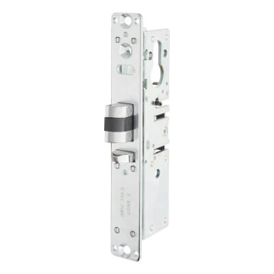 Adams Rite 4750 Euro Profile Deadlatch - 28mm Backset - Right Hand)