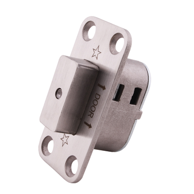 Cubicle Pivot Set - Emergency Release Door Stop Pin Lock)