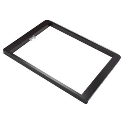 elfa® Pull Out Basket Frame - 600 x 437 x 32mm - Walnut