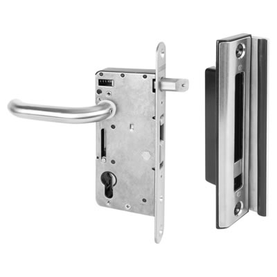Gate Lock Kit - Wooden Gates)