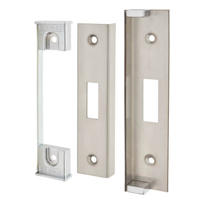 Rebate Kit for Altro 3 and 5 Lever Deadlock - Satin Stainless