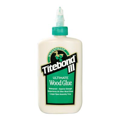 Titebond III Ultimate Wood Glue - 470ml)