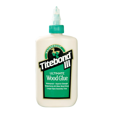 Titebond III Ultimate Wood Glue - 470ml)