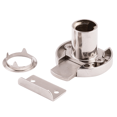 Cupboard Lock - 18 x 22mm - Housing Only)