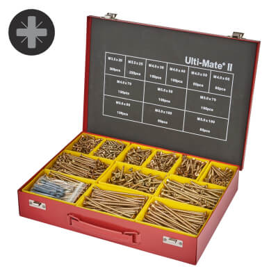 Ulti-Mate Metal Case - Pack 1570)