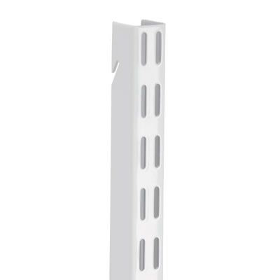 elfa® Hanging Wall Bar - 1200mm - White