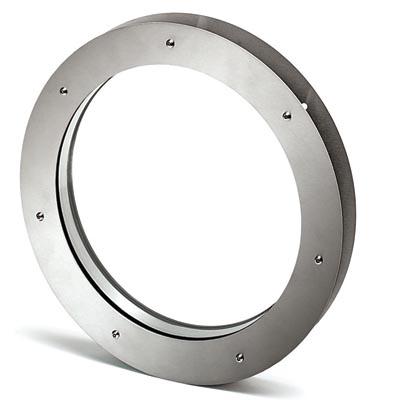 North 4 Designs Twin Glazed Round Vision Panel - 447mm - FD30)