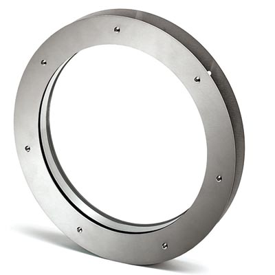 North 4 Designs Twin Glazed Round Vision Panel - 447mm - FD30