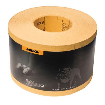 Mirka Gold Proflex - 115mm x 50 metres - Grit 240