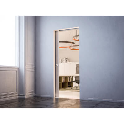 Eclisse Syntesis Single Door Kit - 100mm Wall - 610 x 1981mm Door Size