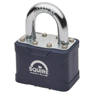 Squire Stronglock Laminated Steel Padlock - 51mm