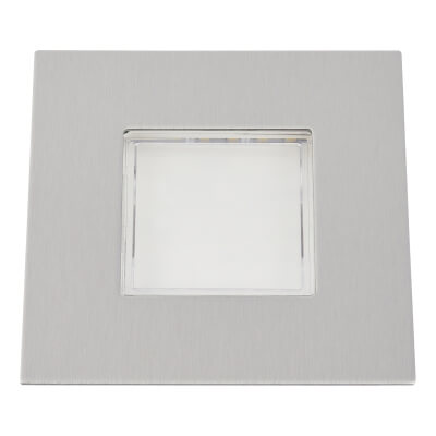 Sensio Luce LED Plinth Lights - Square - Cool White - Includes Driver - Pack 4)