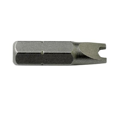Hafren 2-Hole Driver Insert Bit - TH4