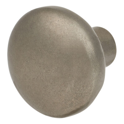 Crofts & Assinder Brecon Cabinet Knob - 35mm - Iron)