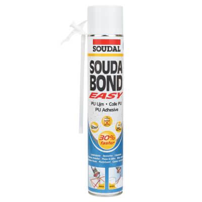 Soudal Soudabond Easy - 750ml - Hand Grade)