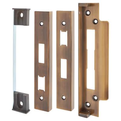 A-Spec Architectural Rebate Kit for Sashlock - Florentine Bronze