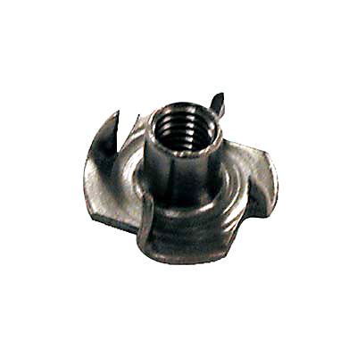 Pronged Tee Nut - M8 - Pack 10