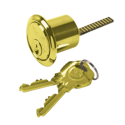 Yale® X5 BS Replacement Cylinder - Brass