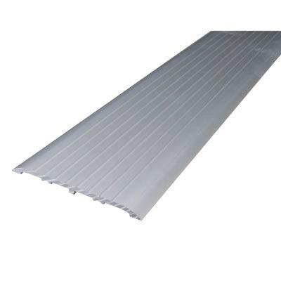Norsound 625 Threshold Seal - 2100mm - Satin Anodised Aluminium)
