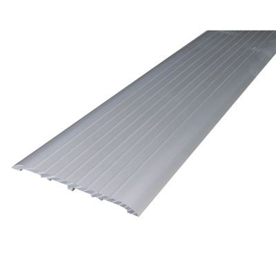 Norsound 625 Threshold Seal - 2100mm - Satin Anodised Aluminium)