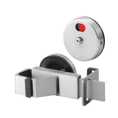 Cubicle Indicator Bolt - 19-20mm Panels - 316 Stainless Steel)