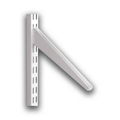 elfa® Slanting Bracket - 270mm - White