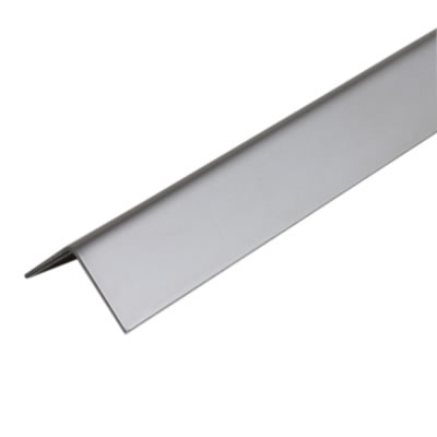 2000mm Angle - 51 x 51 x 0.91mm - Satin Stainless Steel)