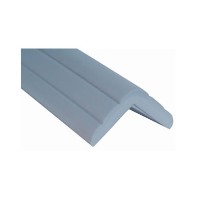 Desk Edge Protector   Grey
