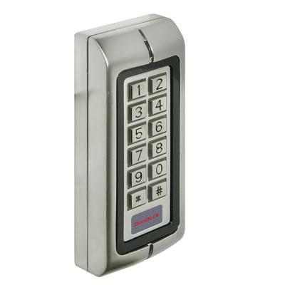 Deedlock APX-16 Vandal Resistant Keypad)