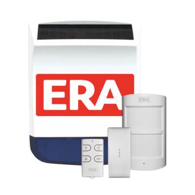 ERA® Valiant Wireless Solar Siren Alarm Kit)