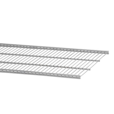 elfa® Ventilated Shelf - 1212 x 405mm - Platinum)