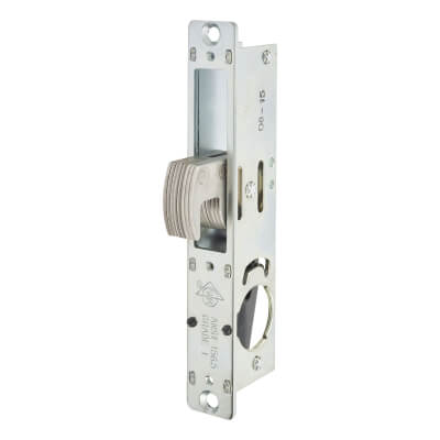 Adams Rite MS1850S Screw Cylinder Hook Deadlock - 24.6mm Backset)