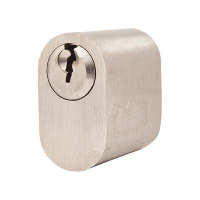 Scandinavian Cylinder - Internal and External - Nickel