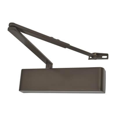 Rutland® TS9205 Door Closer - Dark Bronze)