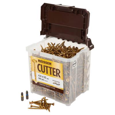 Reisser Cutter Tub - 4.0 x 50mm - Pack 900)