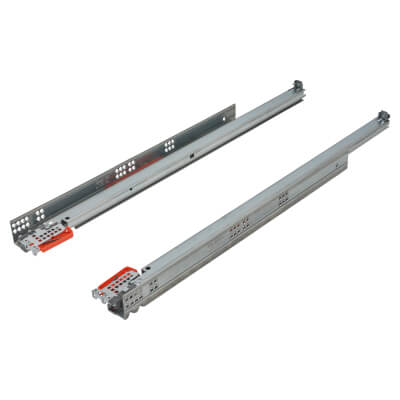 Blum TANDEM BLUMOTION Soft Close Drawer Runners - Full Extension - 700mm - 50kg