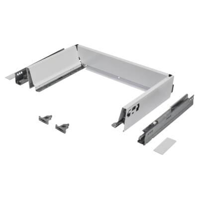 Blum TANDEMBOX ANTARO Drawer Pack - BLUMOTION Soft Close - (H) 84mm x (D) 270mm x (W) 450mm - White