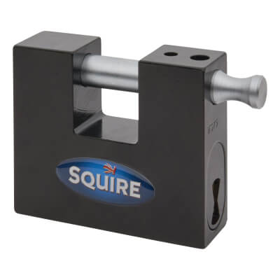 Squire WS75S Container Padlock - 80 x 26mm