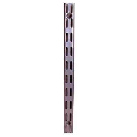 elfa® Traditional Wall Upright - 2396mm - Silver